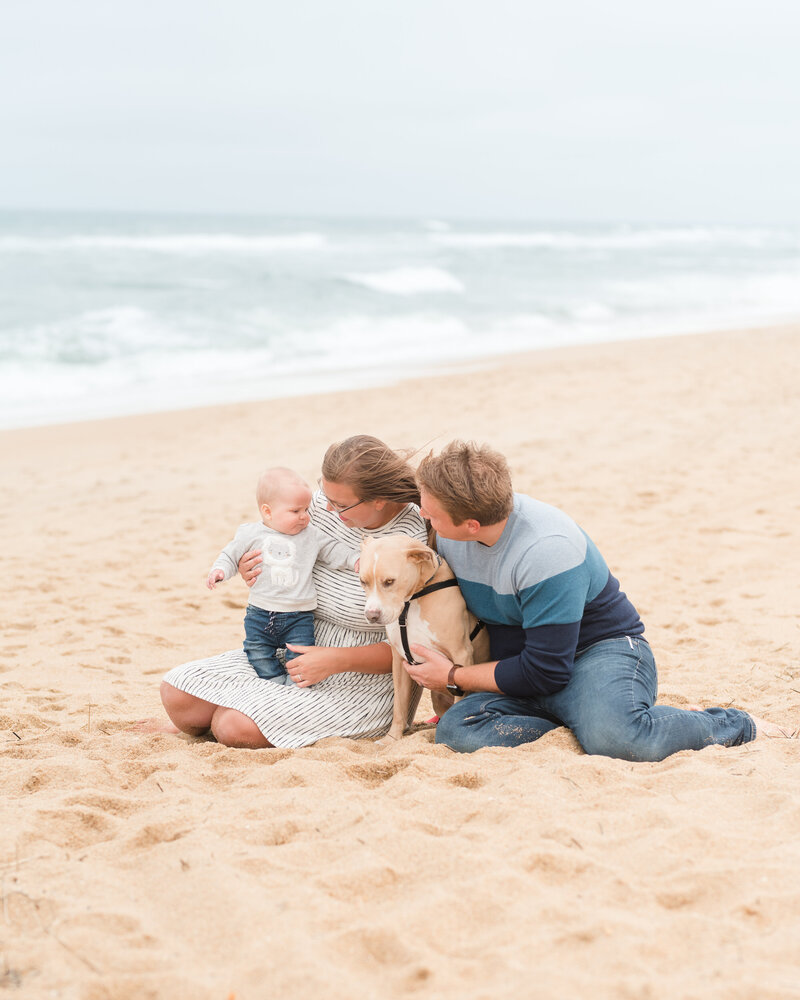 Outer Banks North Carolina Beach Family Michael and Laura Photography-1