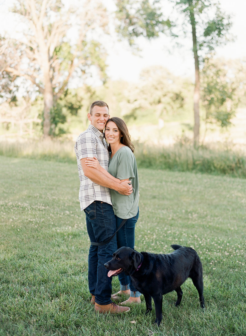 Allison + Travis | the Engagement -131