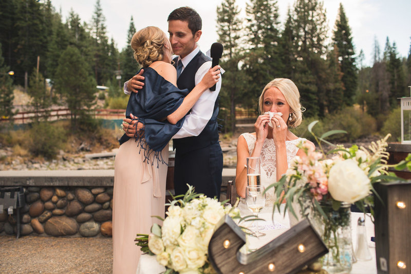 alice-che-photography-lake-tahoe-wedding-crying-bride-groom-hugging-maid-of-honor