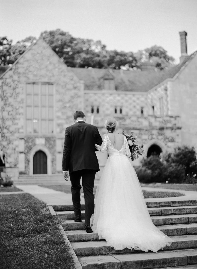 Graci + Eric Wedding Film-BW101