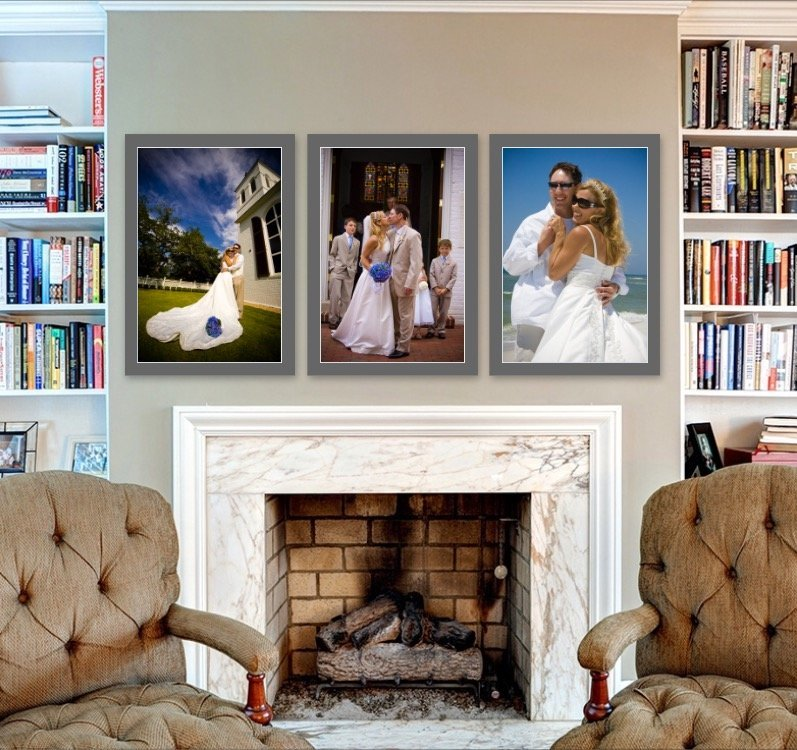 WA_Living Room Wedding Wall Art