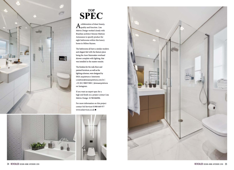 bathroom design interior london
