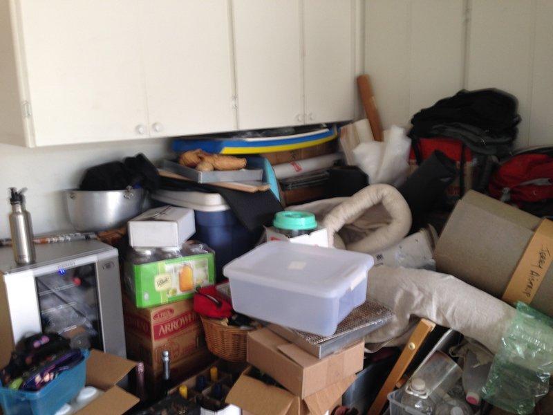 GARAGE 2 BEFORE
