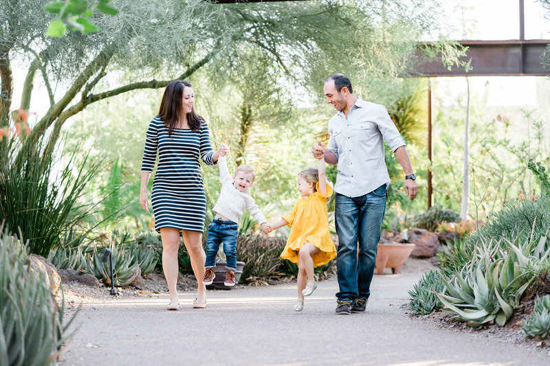 Atlas Rose Photography AZ - The Mattos Family At DBG 18