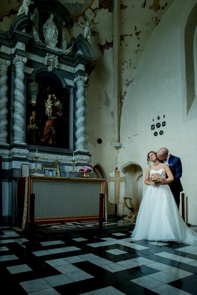 caelberg Moorsel jolien en Thomas huwelijk foto