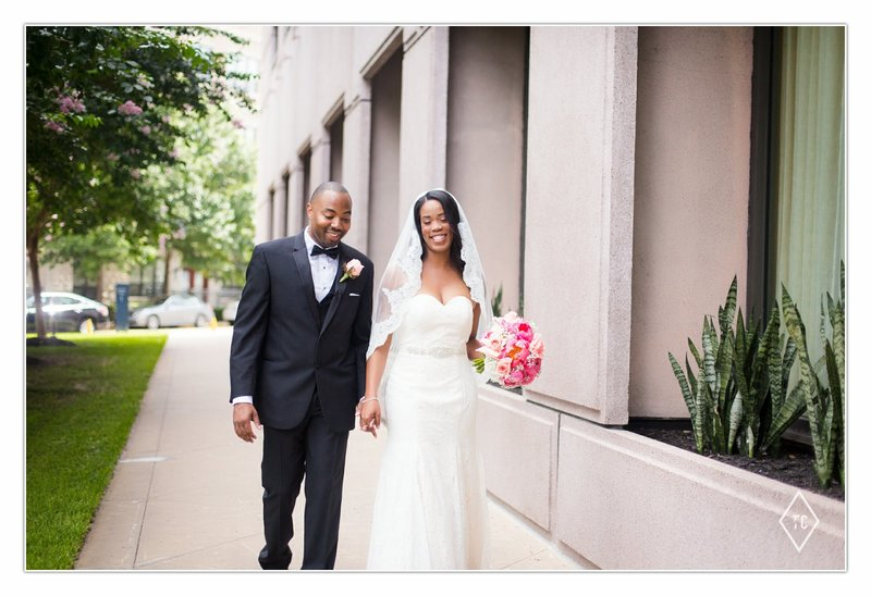 Intimate Maggiano's Wedding Photos  1