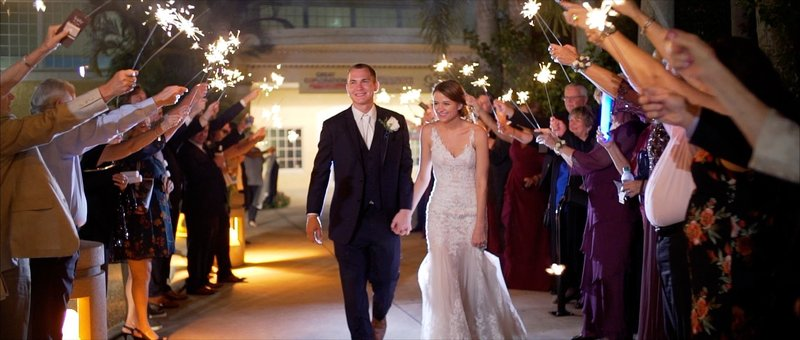 Stephanie and Patrick's wedding at the walt disney world resort