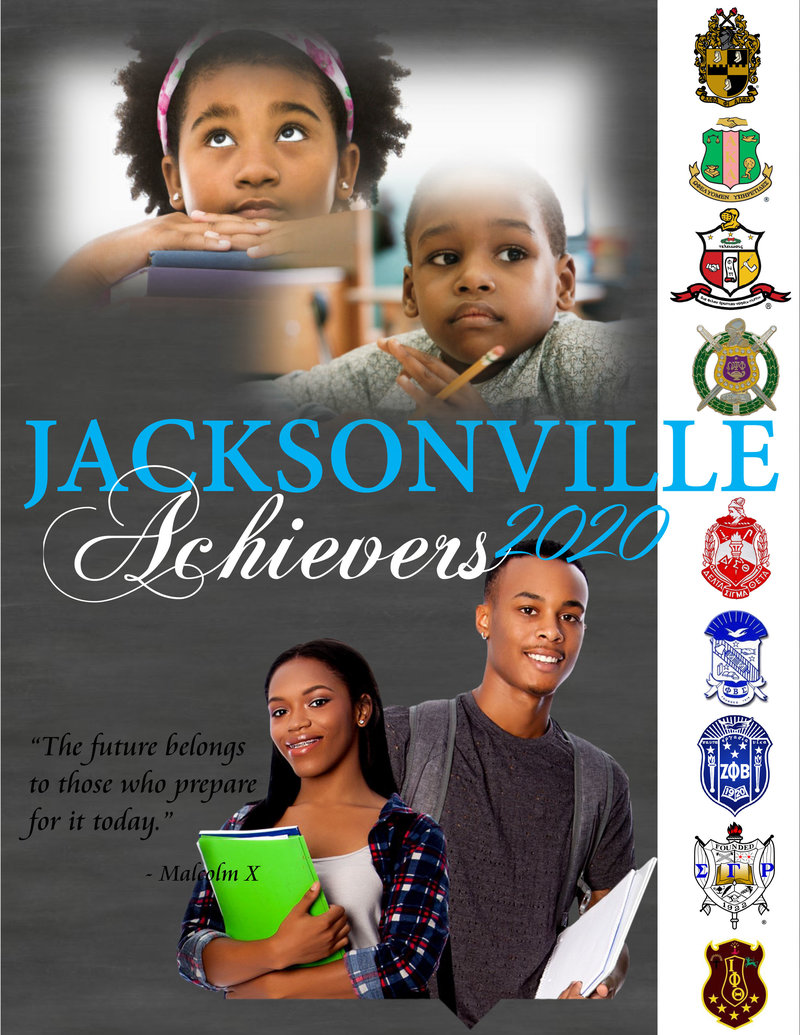 Jax Achievers 2020 Cover