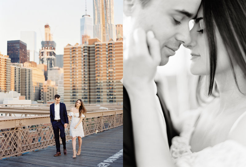 02-Brooklyn-Bridge-Engagement-Photos
