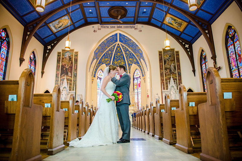 JandDstudio-wedding-photogrphy-york-pa-cathlic-church