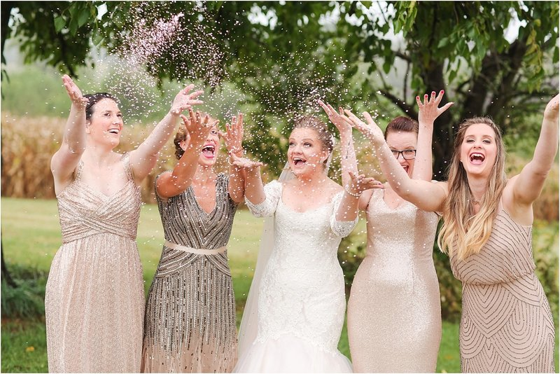 NJ bridesmaid dresses