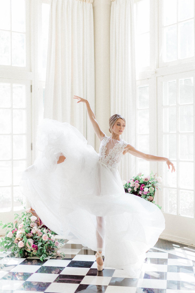 Ballerina at Duke Mansion-22