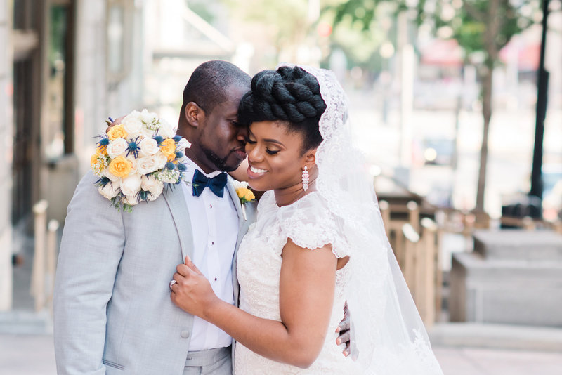 Black Female Wedding Photographer