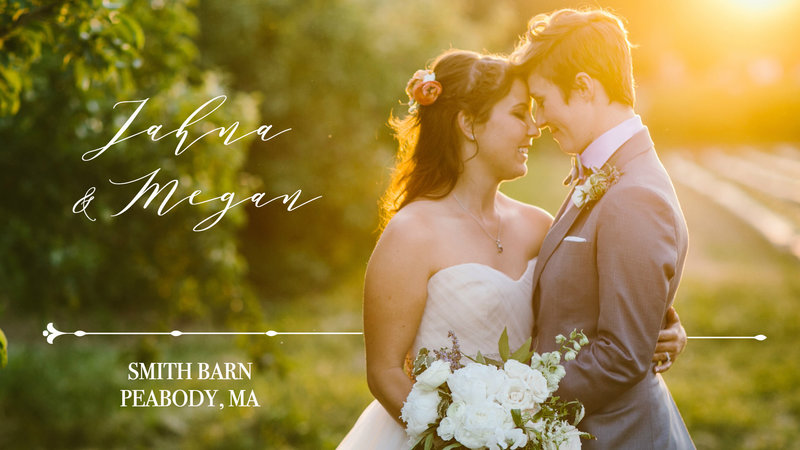 A Rustic and Romantic Wedding at Annisquam Village Church and Smith Barn