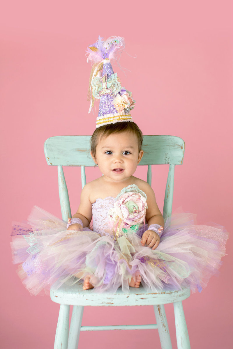 myrtle beach first birthday photographer