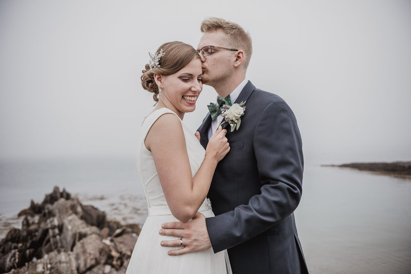 Maine Coast Wedding | Beach Weddings Maine