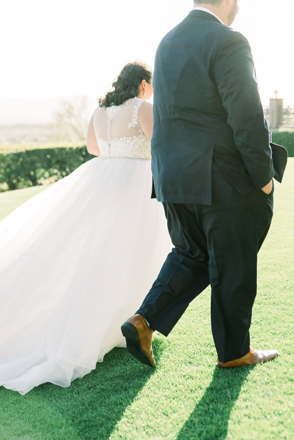 Skyline Country Club Wedding Photo by Tucson wedding photographer Bryan and Anh | West End Photography