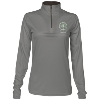 ladies 1-4 zip