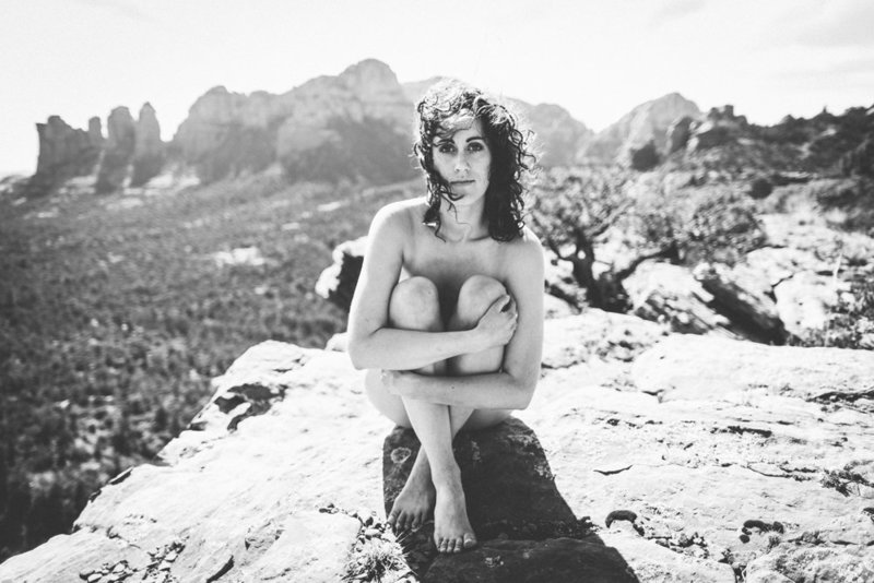 Boudoir In Nature Photographer
