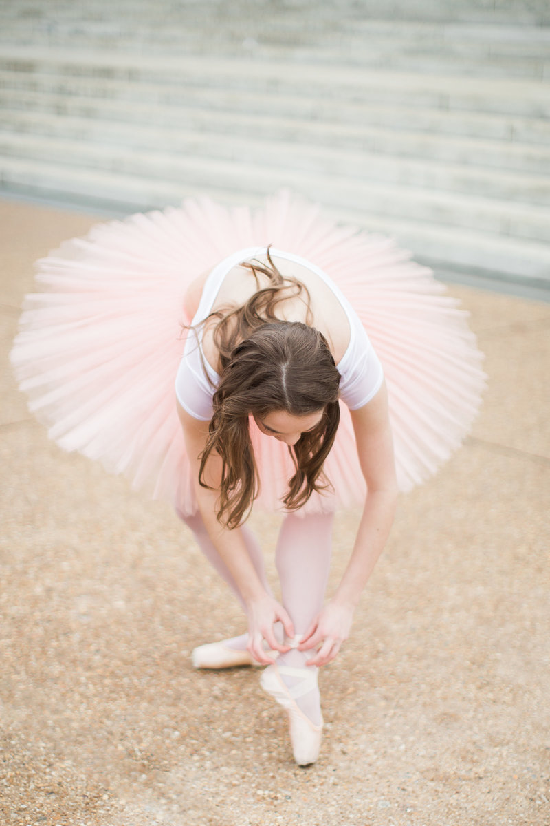 12 Abby Grace Photography Washington DC Ballerina Photographer
