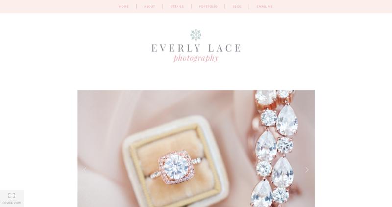 Everly ProPhoto 6 Design