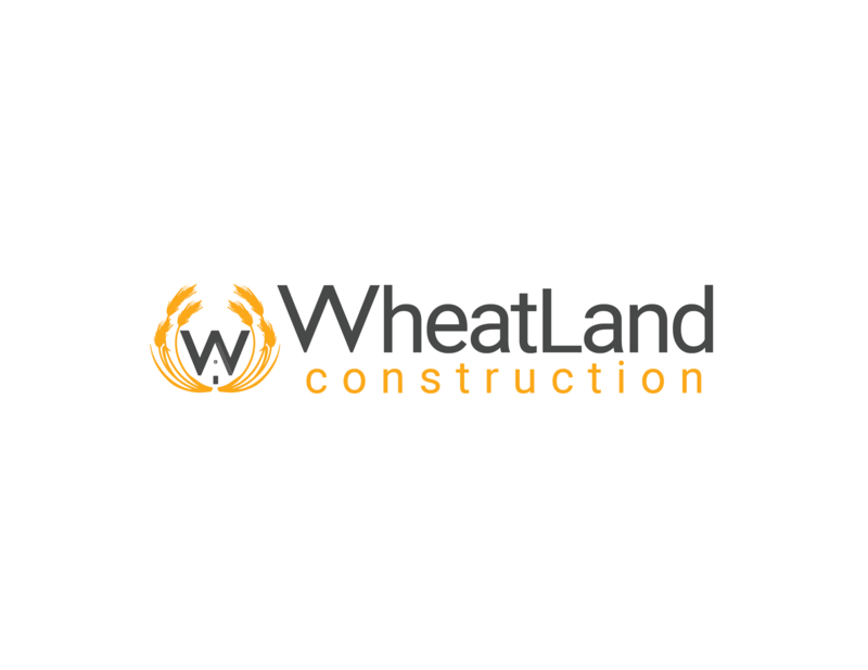 WheatLand Logo Light Rectangle