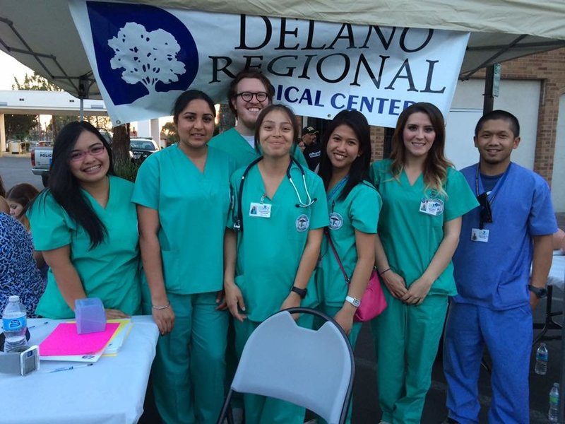 Community 5 - Health Screening Delano Regional Medical Center DRMC
