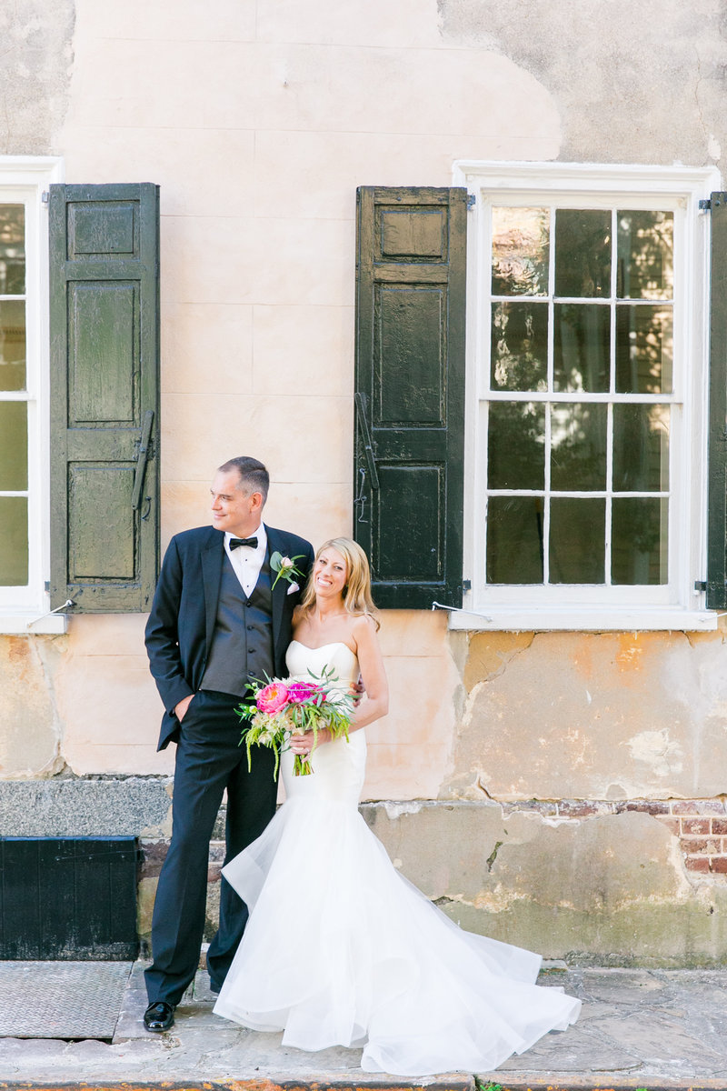 Downtown Charleston Wedding Photographer