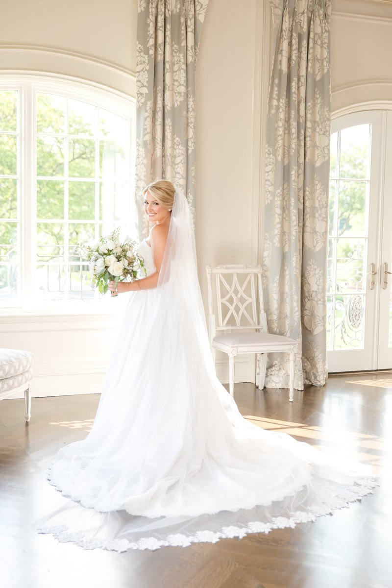 Park Chateau bridal suite