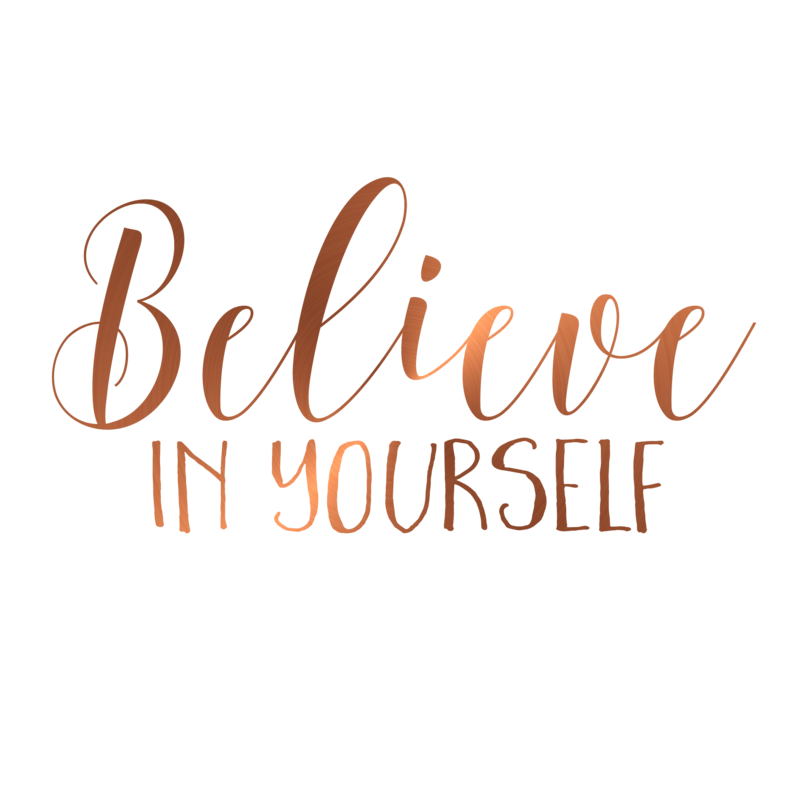 BelieveInYourself