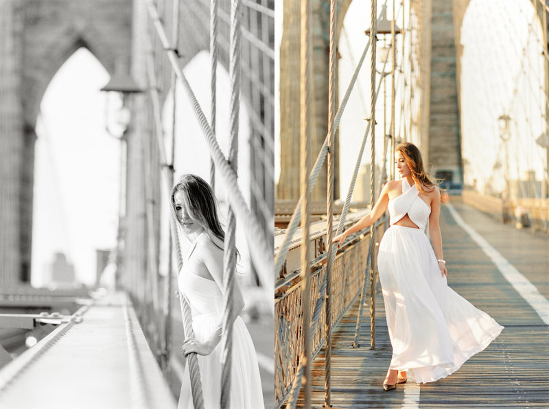 04-Brooklyn-Bridge-New-York-Public-Library-Engagement-Session
