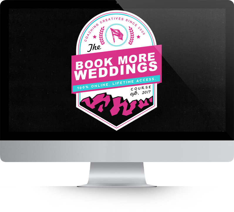 Book More Weddings Computer Badge 1
