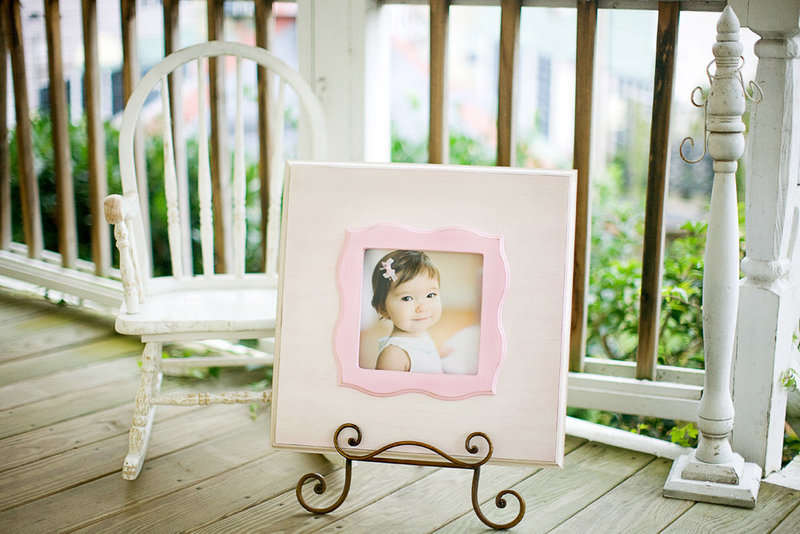 Sqaure-Shabby-Framed-Child