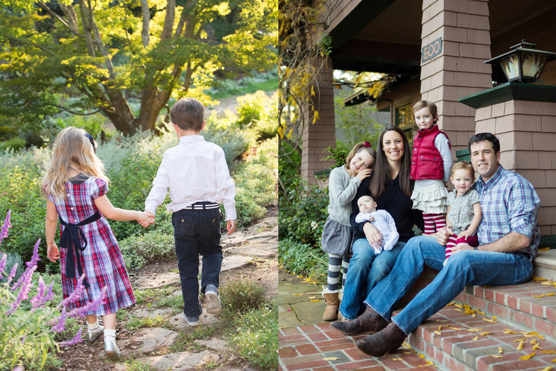 Holiday Portraits, Bay Area Family Photographer, Bay Area Kid Photographer, Jennifer Baciocco Photography