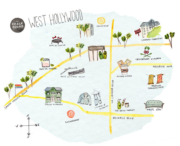 West-Hollywood-Neighborhood-Map-718x581