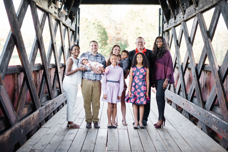 Sophias Family for St Gabriels by The Hill Studios -1