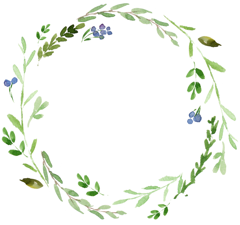 flower wreath 12