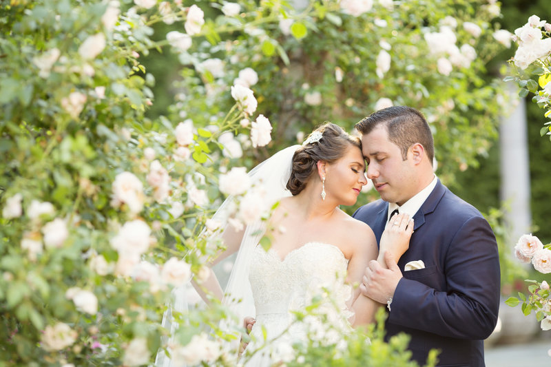 luxury wedding at florentine gardens