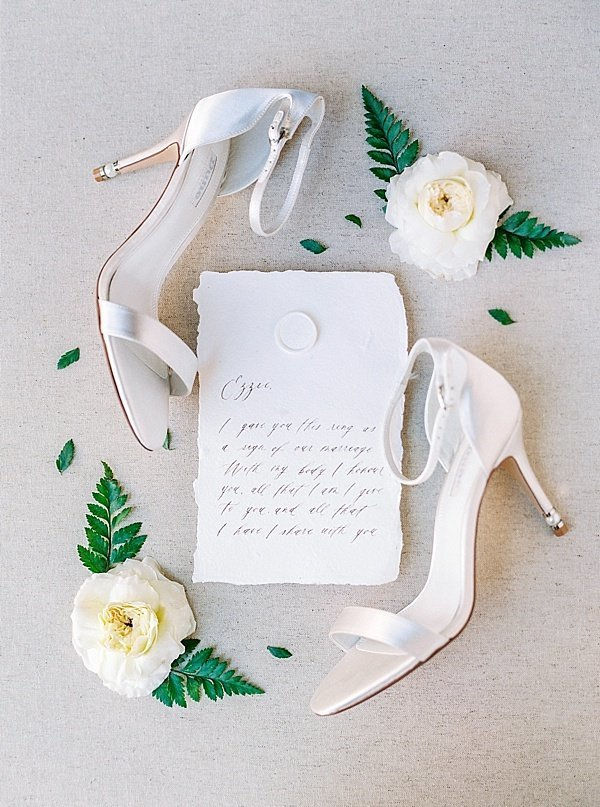Fine art film photographer Dubai_Wedding Shoes
