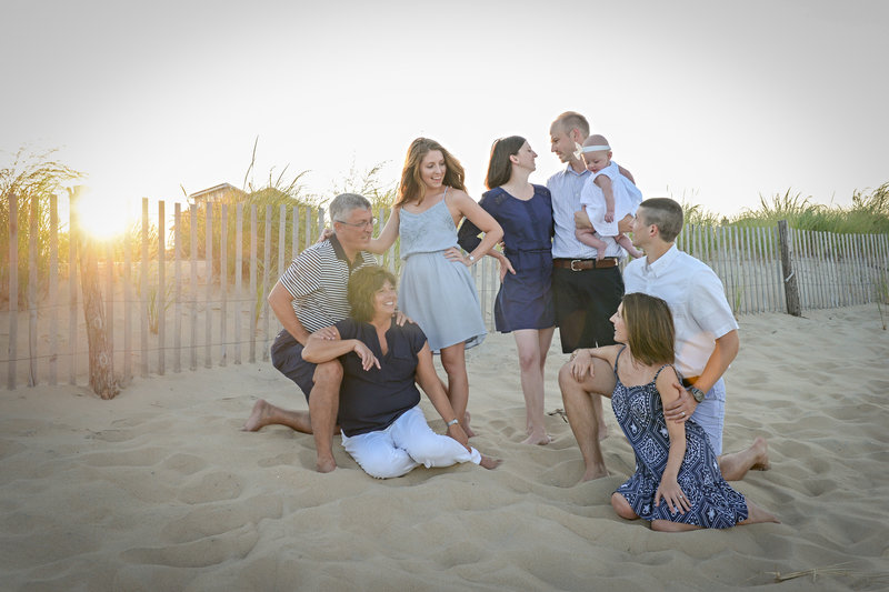 JandDstudio-family-beach-NJ-family-sunset-vintage-timeless
