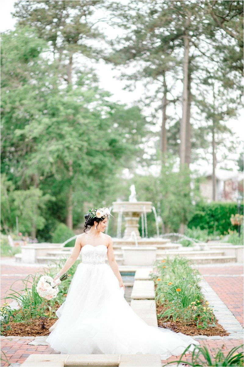 Norfolk Botanical Gardens VA Filipino Military Wedding Happy Hour Hostess Andrew & Tianna Photography-22