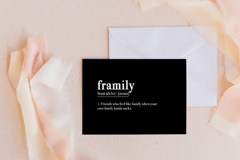 Framily Definition