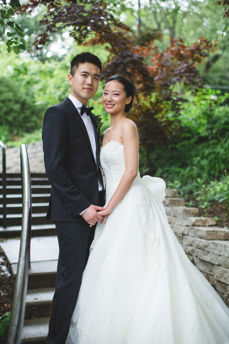 Columbus Ohio OSU Alumni Club Wedding -Yuru + Jingwei - DiBlasio Photo-34