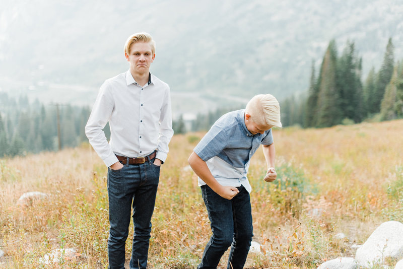 Happy Family Portraits Lexi Marie Photography Utah