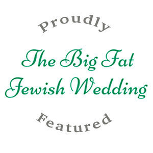 Wedding blog, The Big Fat Jewish Wedding, published a wedding from Knoxville Wedding Photographer, Amanda May Photos.