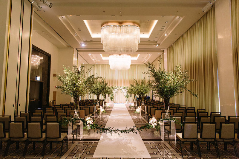 Langham Chicago Wedding_12