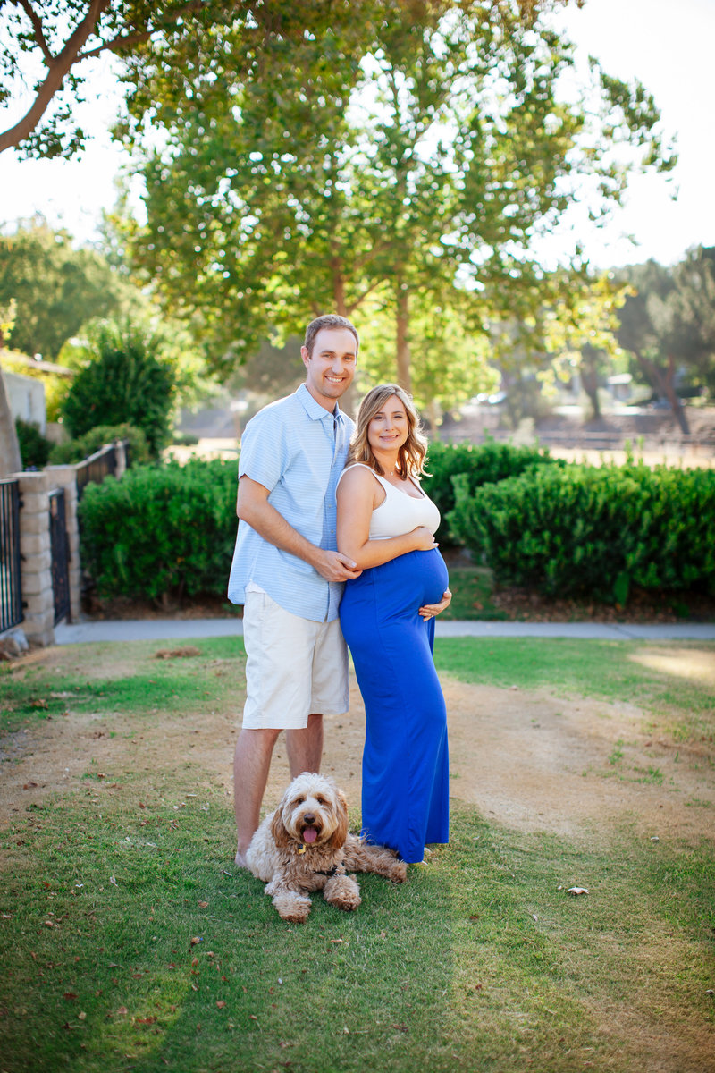 Maternity Family Photographer Ventura County