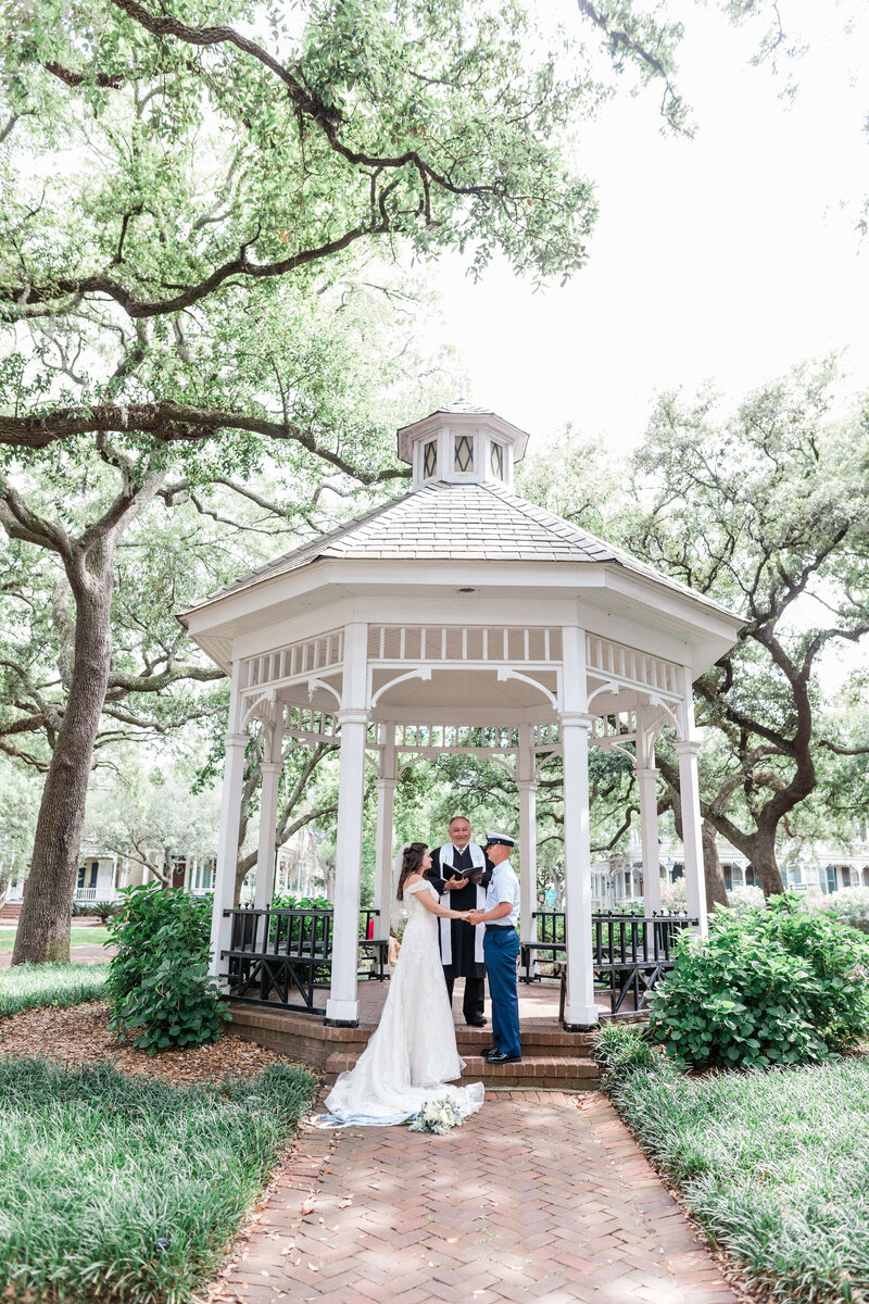 Savannah Elopement Photographer - Apt B. Photography