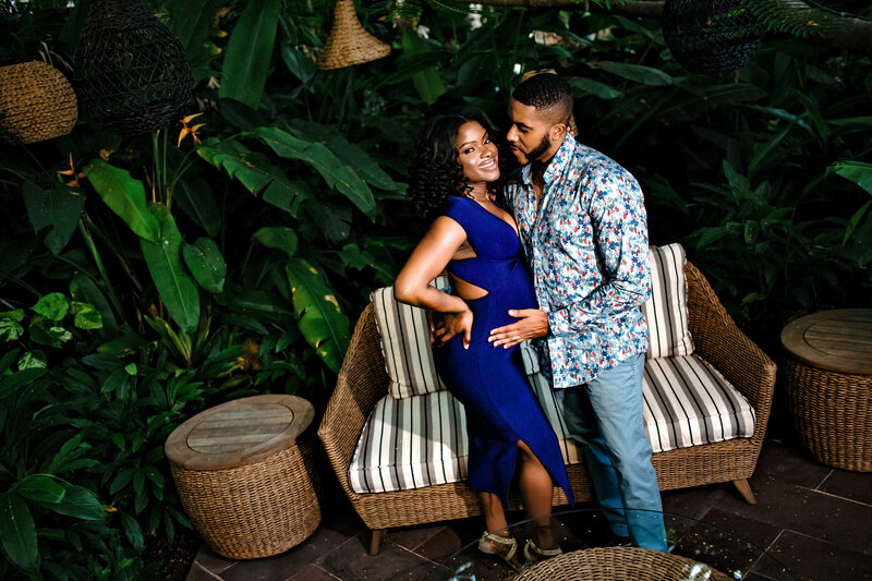 Rosewood Baha Mar Maternity session