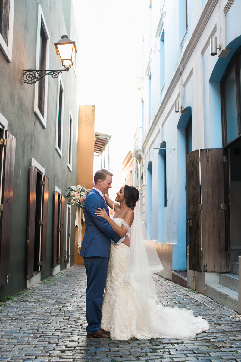 Old San Juan Destination Wedding